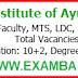 National Institute of Ayurveda Recruitment 2021 Apply 57 Teaching and Non Teaching Vacancies