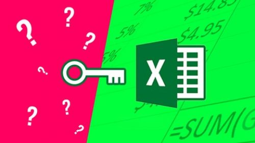 Microsoft Excel – Excel From Beginner to Advanced [2020] FREE