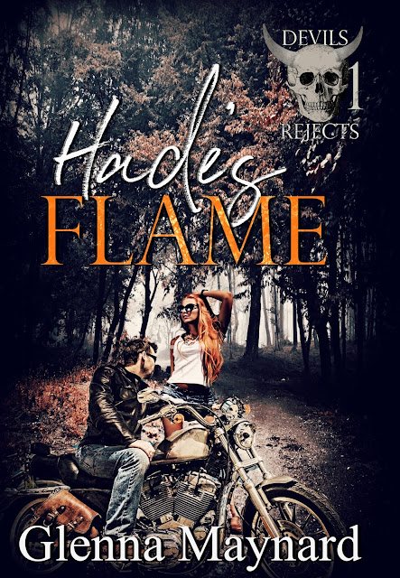 Cover Reveal Hades' Flame