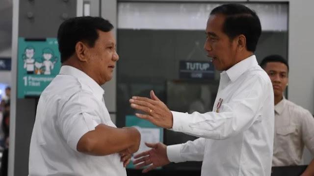 Gerindra Miris Prabowo Difitnah Ketemu Jokowi demi Jabatan