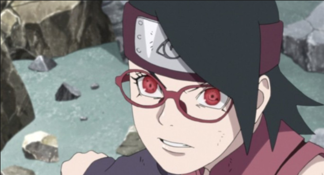 New 'Boruto' Episode Sparks Sharingan Debate