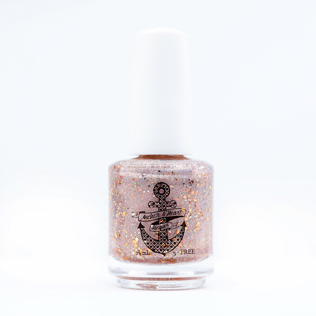 Anchor & Heart Lacquer Spread Your Wings & Fly, Butterfly