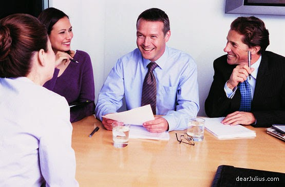 How To Project Professionalism In An Interview
