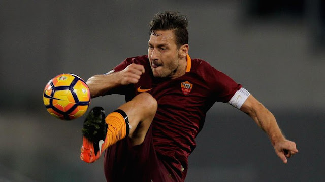 Sanjung Totti, Spalletti: Dia adalah Muhammad Ali-nya Sepakbola