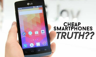 The Truth About Cheap Smartphones