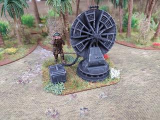 Rebel 1.4 FD laser tower for Star Wars Legion