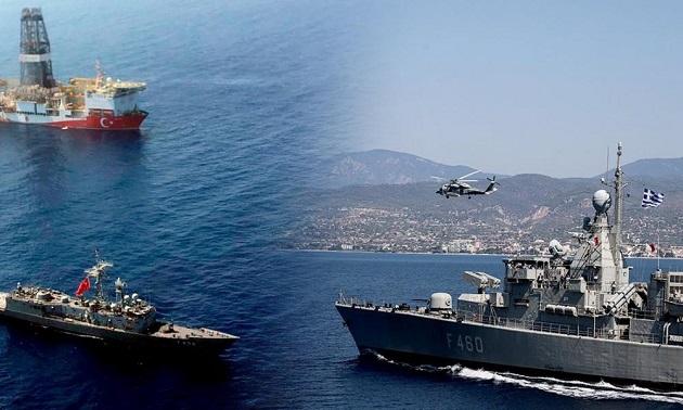 Εντολή ετοιμότητας στο ΠΝ - Κινητοποίηση του στόλου στο Αιγαίο