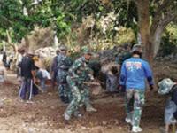 TNI Manunggal Membangun Desa (TMMD) di Solor