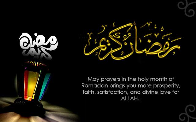 Happy Ramadan Quotes WhatsApp Status