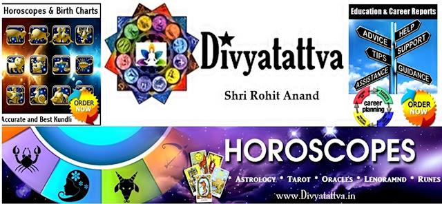astrology,horoscopes,runes,tarot,lenormand,rohit anand,divyatattva,zodiac