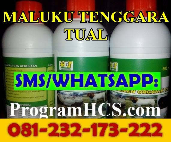 Jual SOC HCS Maluku Tenggara Tual