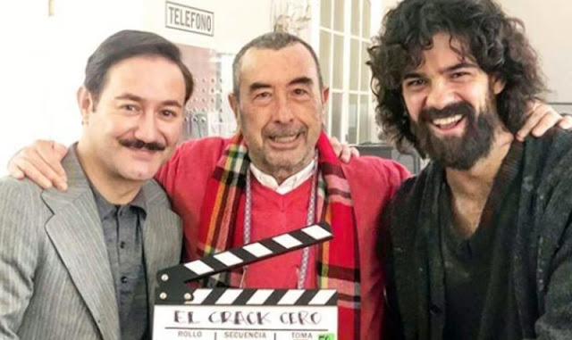 Trailer de 'El Crack Cero' con Carlos Santos y Miguel Ángel Muñoz
