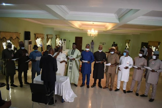 Full text of request by Malami to IG of Police to provide adequate security for inauguration of Edo lawmakers