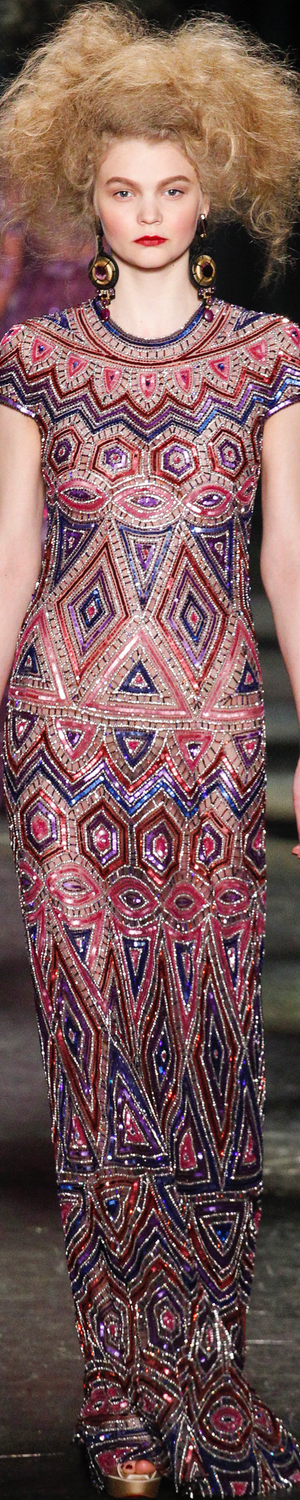 Naeem Khan Fall/Winter 2016 RTW