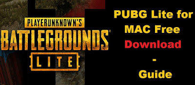 PUBG lite for mac