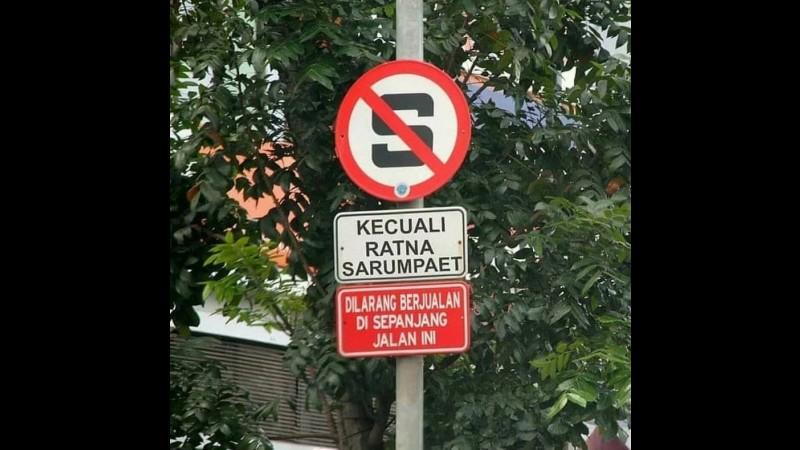 Meme dilarang berhenti kecuali Ratna Sarumpaet