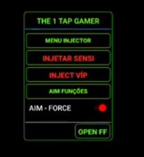 Free Fire Regedit The 1 Tap Gamer Menu Antena Invisible Glowall Antiban No Root