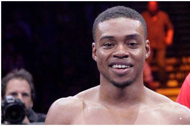 Errol Spence Involved In A Car Accident