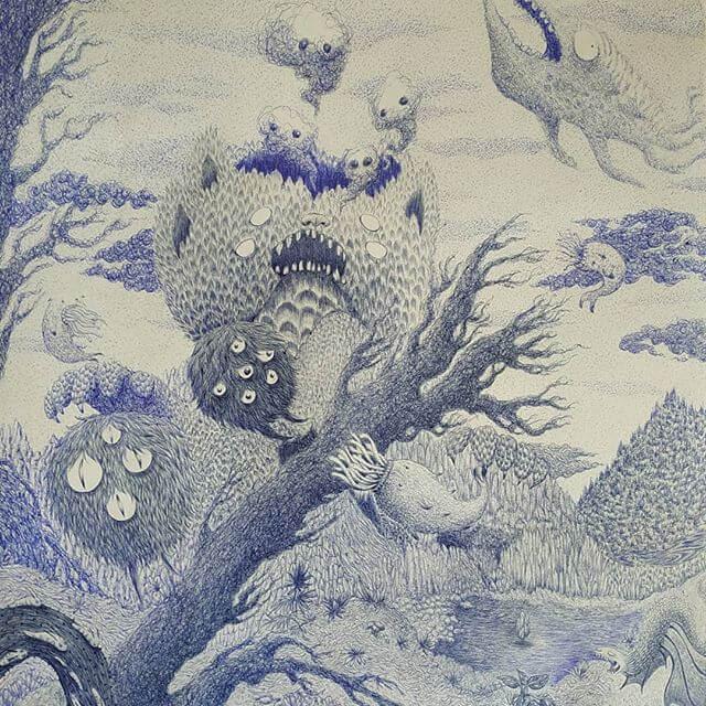 08-Ethereal-creatures-Pepita-Pouetpouet-www-designstack-co
