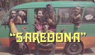 Lirik Lagu  Kuburan Band - Saredona