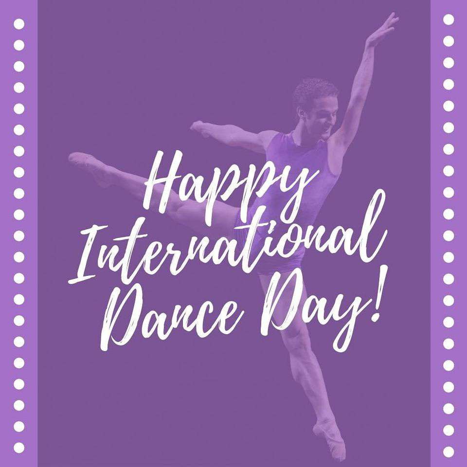 International Dance Day Wishes Images