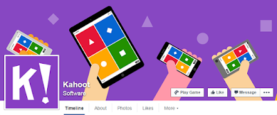 kahoot facebook page