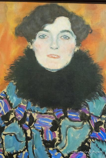 Gustav Klimt: Johanna Staude - Belvedere Museum, Viena por El Guisante Verde Project