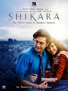 Shikara Budget, Screens And Day Wise Box Office Collection India, Overseas, WorldWide