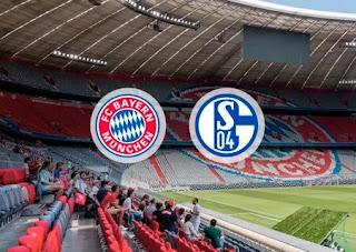 Бавария - Шальке смотреть онлайн бесплатно 25 января 2020 прямая трансляция в 20:30 МСК.