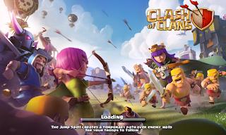 Update Clash of Clans v8.67.3 Apk (10 December 2015)