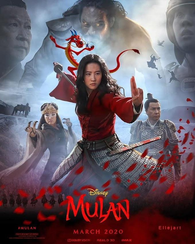 Mulan [2020] Kurdi