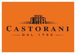The label on Trulli's Castorani wines