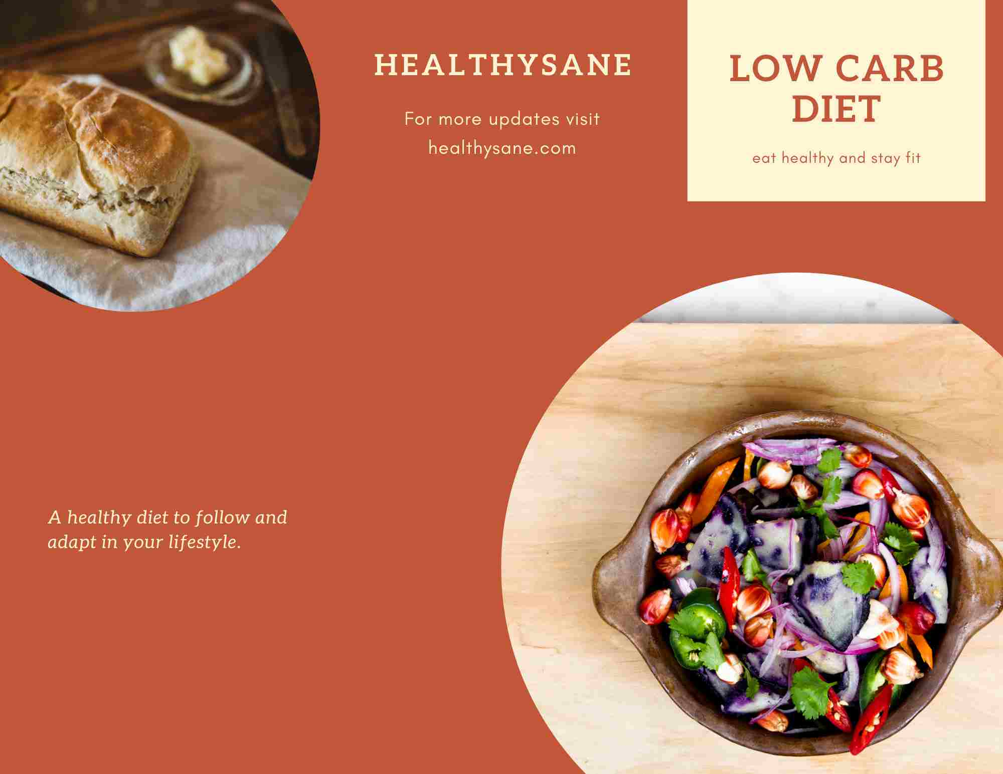 Low carb diet, weight loss