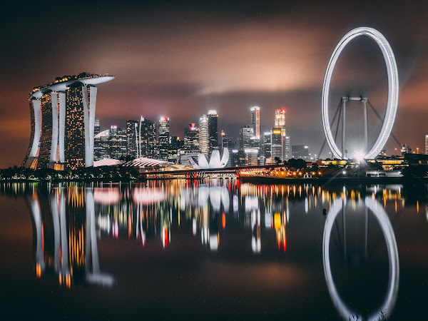 6 Romantic Places To Visit In Singapore