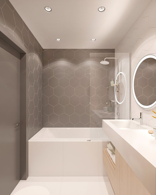 Modular Bathroom Design India