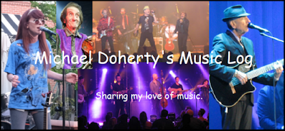 Michael Doherty's Music Log