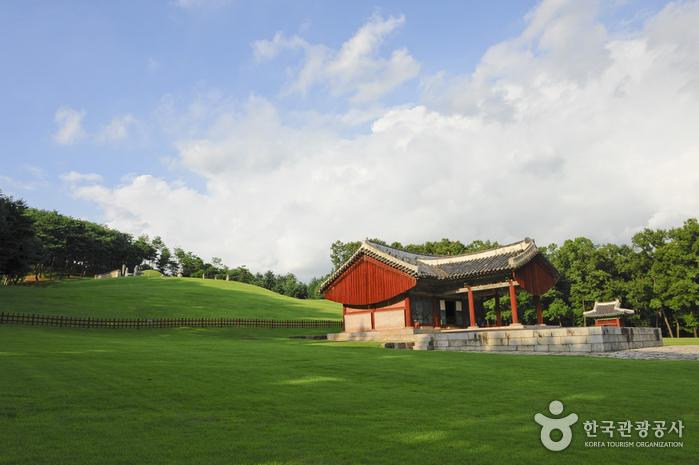สุสานยุงกอนลึง (Yunggeolleung)