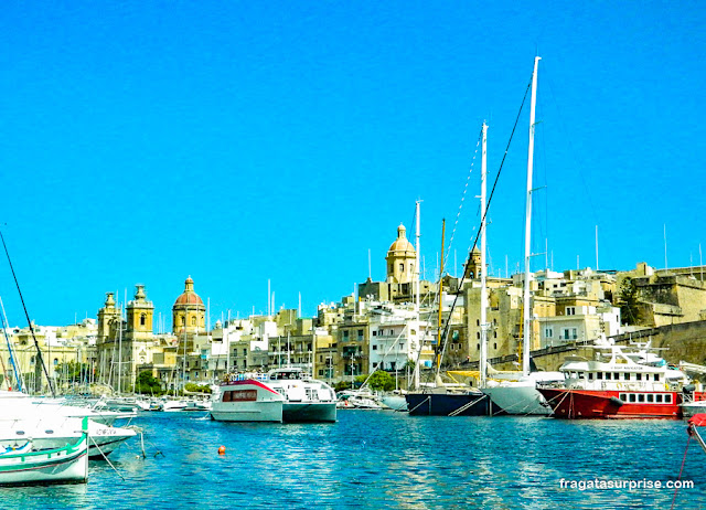 Birgù, Malta