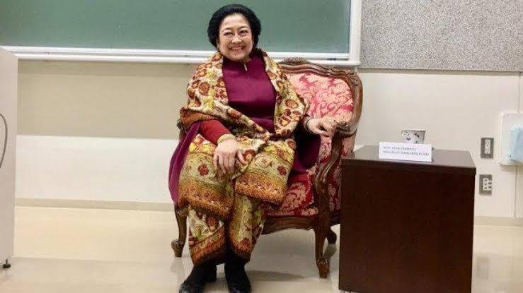 Megawati Sempat Bilang Jika Ingin Ubah Pancasila Dipersilakan Keluar Indonesia