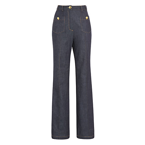 Baum umd pferdgarten nani high waisted flared jeans