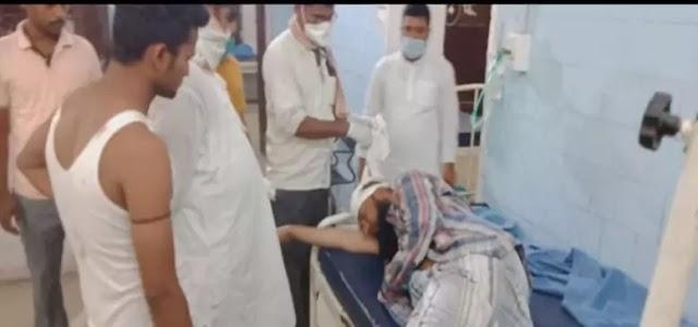 सिवान में विधानसभा के पूर्व प्रत्याशी पर जानलेवा हमला, गंभीर हालत में इलाज के लिए पटना रेफर