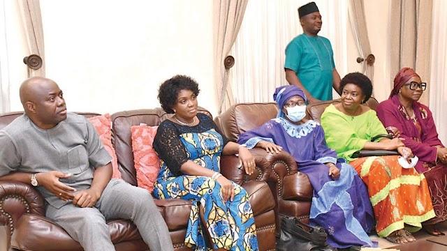 Makinde loses mother, Olubadan, Ladoja, Oyo Speaker mourn