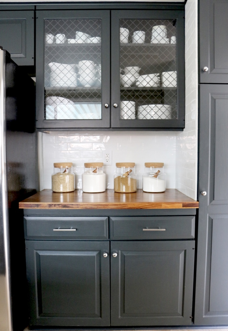 What we loved and didn't about our Modern Farmhouse Kitchen Remodel with product sources