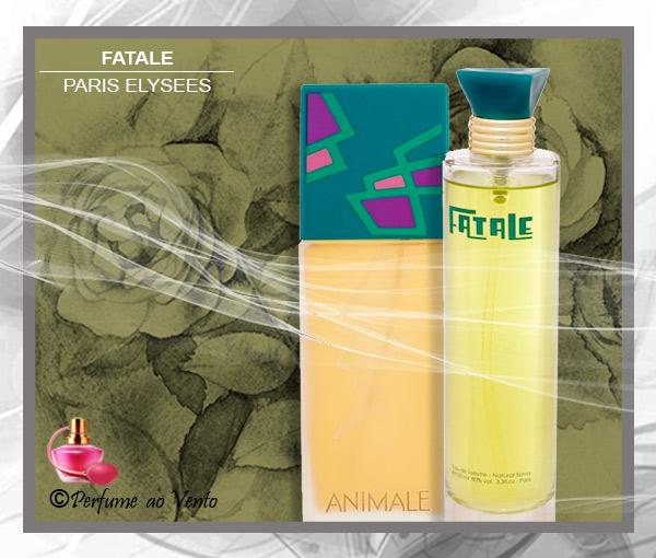 Perfume FATALE Paris Elysees, Contratipo do Perfume ANIMALE