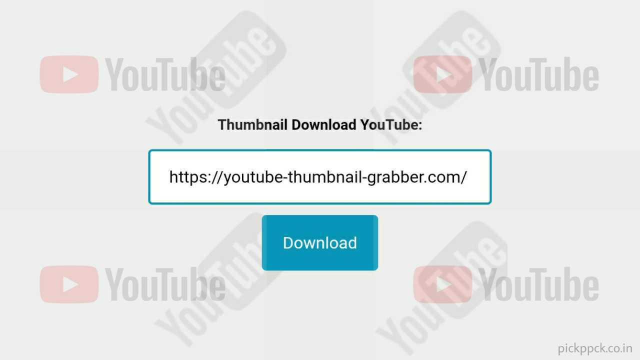 Youtube Thumbnail Download, Thumbnail Download, Thumbnail Downloader