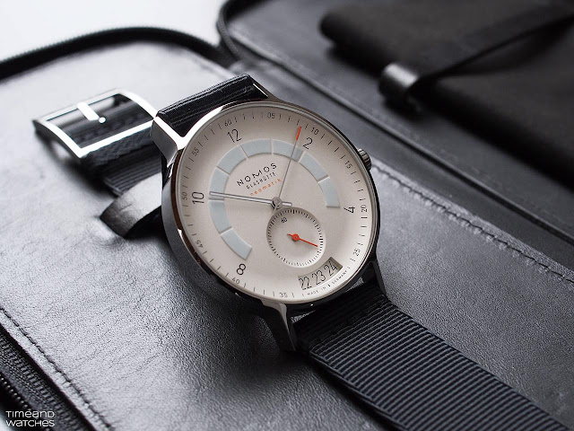 Review of the Nomos Glashütte Autobahn Ref. 1301