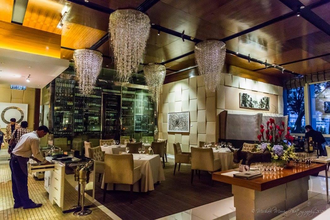 An Evening with a Michelin Star Chef Nicolas Isnard at Mandarin Oriental Kuala Lumpur