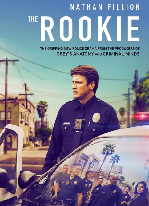 The Rookie (2018) Serie Online