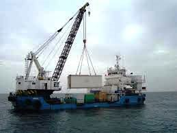 Floating Crane, Crane Barge, Crane Vessel, Crane Ship