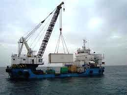 Floating Crane, Crane Barge, Crane Vessel, Crane Ship